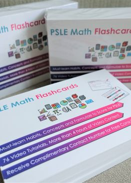 PSLE Mathematics Flash Cards