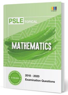 PSLE Mathematics Topical Qns + Ans 2018-2020