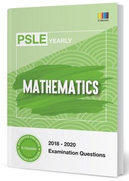 PSLE Mathematics Yearly Qns + Ans 2018-2020