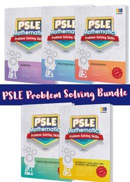 PSLE Problem Solving Skills 5-book Series