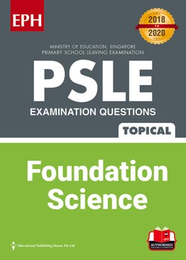 PSLE F/ Sci Exam Qs & Ans 18-20 (Topic)