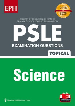 PSLE Science Exam Qs & Ans 18-20 (Topic)