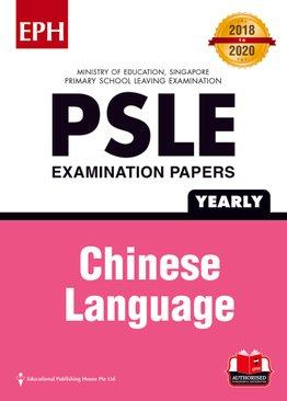 PSLE Chinese Exam Qs & Ans 18-20 (Yrly)