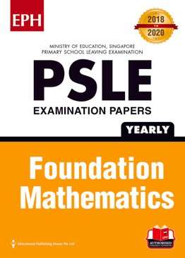 PSLE F/ Maths Exam Qs & Ans 18-20 (Yrly)
