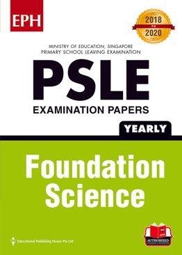 PSLE F/ Sci Exam Qs & Ans 18-20 (Yrly)