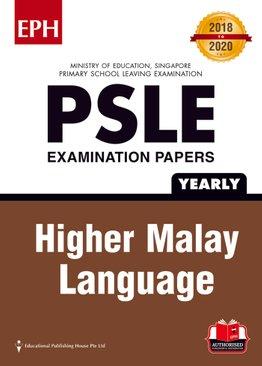 PSLE H/ Malay Exam Qs & Ans 18-20 (Yrly)