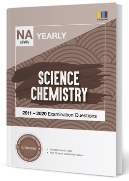 TYS NA Level Science Chemistry Yearly Qns + Ans 2011-2020