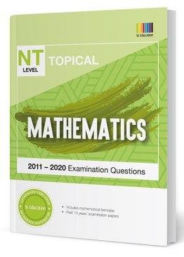 TYS NT Level Mathematics Topical Qns + Ans 2011-2020