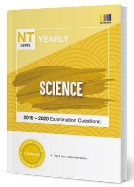 TYS NT Level Science Yearly Qns + Ans 2015-2020