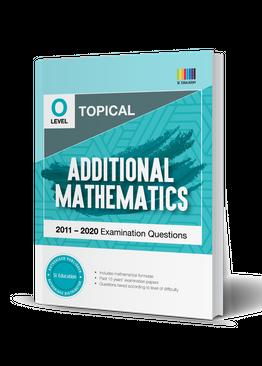 TYS O Level Additional Mathematics (Topical) 2011-2020
