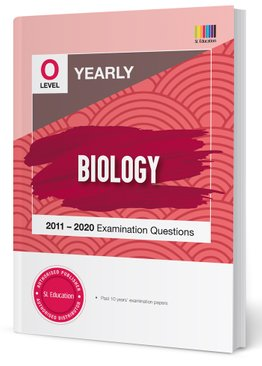 TYS O Level Biology Yearly Qns + Ans 2011-2020