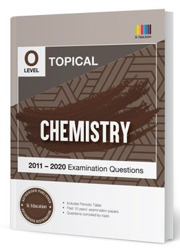 TYS O Level Chemistry Topical Qns + Ans 2011-2020