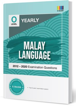 TYS O Level Malay Yearly Qns + Ans 2012-2020