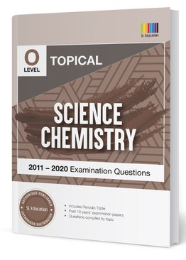 TYS O Level Science Chemistry Topical Qns + Ans 2011-2020
