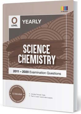 TYS O Level Science Chemistry Yearly Qns + Ans 2011-2020 2