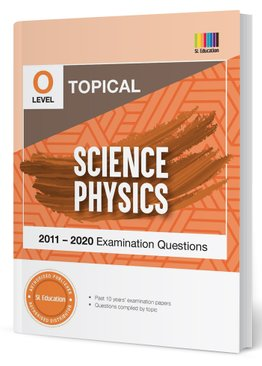 TYS O Level Science Physics Topical Qns + Ans 2011-2020