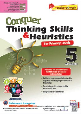 Conquer Thinking Skills & Heuristics for Primary Levels 5
