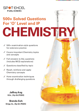 500+ Solved Questions For 'O' Level and IP Chemistry