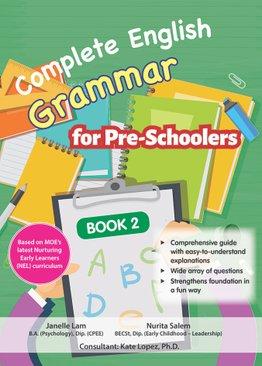 Complete English Grammar for Pre-Schoolers Book 2