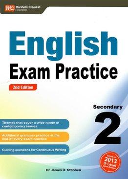 English Exam Practice Secondary 2 (2E)