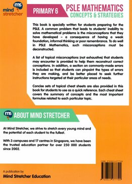 PSLE Mathematics Concepts & Strategies
