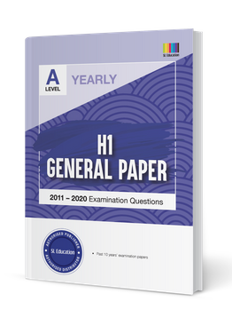 A Level H1 General Paper (Yearly) 2011-2020