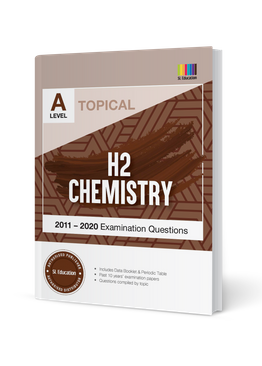 A Level H2 Chemistry (Topical) 2011-2020