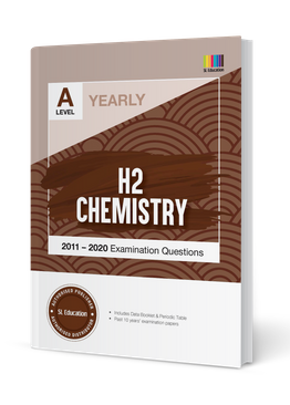 A Level H2 Chemistry (Yearly) 2011-2020