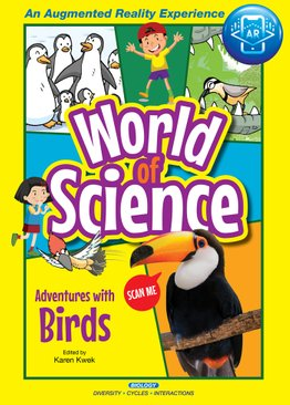 World of Science Comics: Adventures with Birds