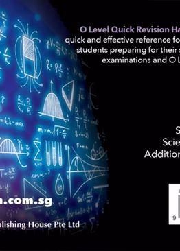 O/N level Additional Maths Quick Revision Handbook QR (3RD EDT)