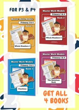 Mastering Math Models (P3&4) 4-book Bundle