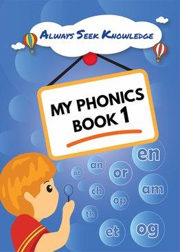 Always Seek Knowledge My Phonics Book 1