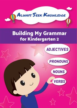 Always Seek Knowledge Building My Grammar Kindergarten 2