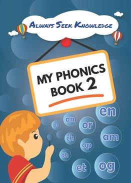 Always Seek Knowledge My Phonics Book 2