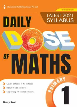 Daily Dose of Maths P1 (2021 Ed)