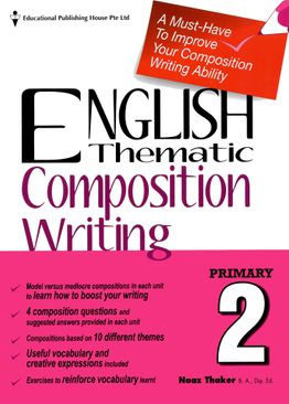 English Thematic Composition Writing 2