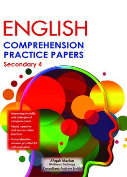 SEC 4 ENGLISH COMPREHENSION PRACTICE PAPERS