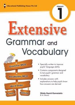 Extensive Grammar and Vocabulary P1