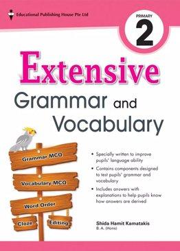 Extensive Grammar and Vocabulary P2