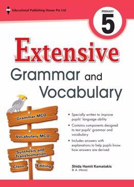 Extensive Grammar and Vocabulary P5