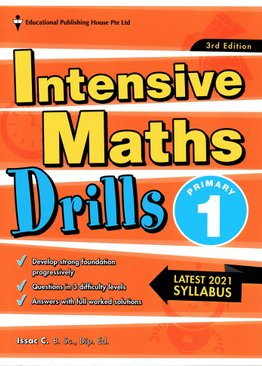 Intensive Maths Drills 1 (2021 Syllabus)