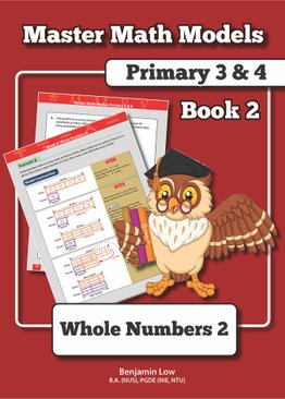 MASTER MATH MODELS (P3&4) BOOK 2 - WHOLE NUMBERS 2
