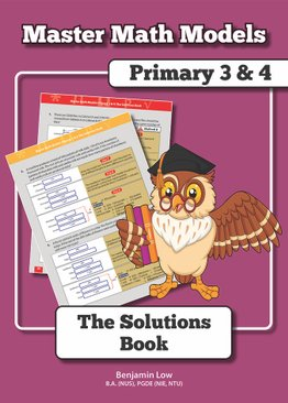 MASTER MATH MODELS (P3&4) BOOK 4 - SOLUTIONS BOOK