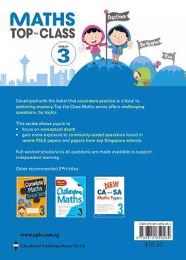 Maths Top The Class QR P3