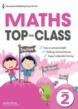 Maths Top The Class QR P2