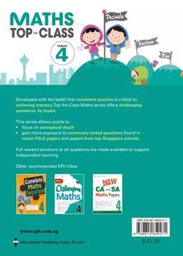 Maths Top The Class QR P4