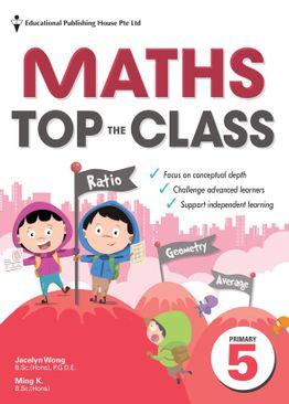 Maths Top The Class QR P5