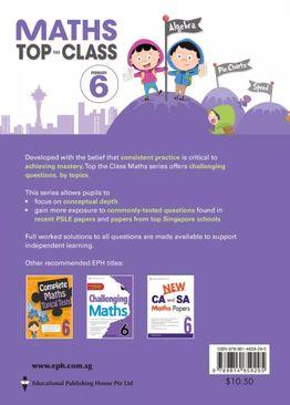 Maths Top The Class QR P6