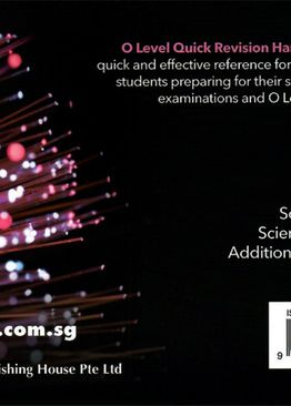 O-level Chemistry Quick Revision Handbook QR (3RD EDT)