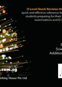 O-level Physics Quick Revision Handbook QR (3RD EDT)
